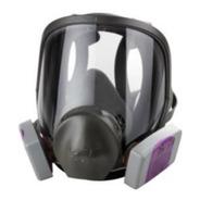 Mascara Full Face Con Filtro 7093c P100 Marca 3m
