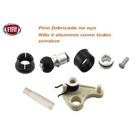 Kit Reparo Alavanca Cambio Trambulador Fiat Punto Frete Free