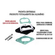 Baquelite Flange Carburador 2e/3e Gol Parati Santana Saveiro