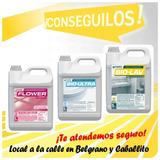 Jabon Liquido Para Manos X 5 Lts. Especial . Belgrano!