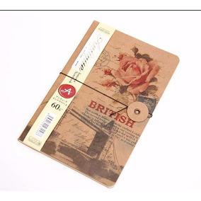 Caderno De Viagem Inglaterra