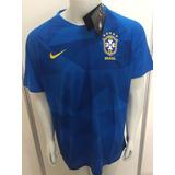 Camisa Nike Seleção Brasil Away 2018 S/n Oficial Copa Russia