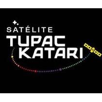 Tupac Katari Fta Satelital Kit Antena + Lnb Tv Bolivia