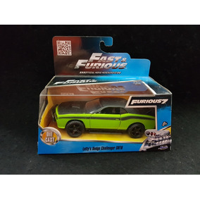 Jada Rapido Y Furioso Lety Dodge Challenger Srt8 Furious 7