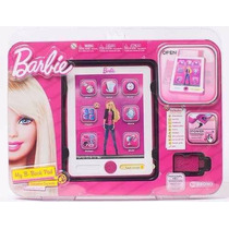 Barbie My B-book Conecta Tu Mp 3 Tablet Jugueteria Aplausos