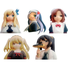 Set De Figuras Con Imanes Boku Wa Tomodachi Ga Sukunai Y407