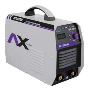 Soldadora Inversora Ax Tech 200 Amp Bi-voltaje Envío Gratis