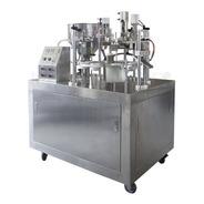 Maquina Semiautomatica  Llenadora Y Sellardora De Tubos