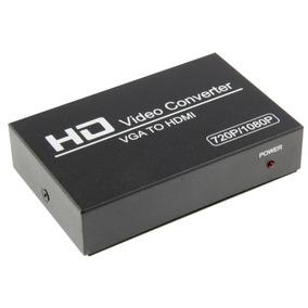 Convertidor Video Hd Vga Apoya Mhz Gbps Bits Canal