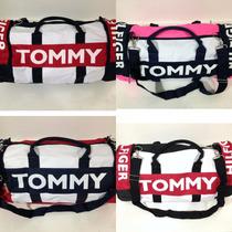 Bolsa Mala Viagem Academia Tommy Hilfiger 100% Original