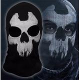 Máscaras Balaclava Touca Ninja Call Of Duty Ghosts