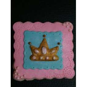 Galletas Decoradas Con Royal Icing Y Fondant