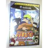 Naruto Clash Of Ninja - Gamecube - Nuevo Sellado - Ojh