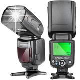 Neewer Nw-561 Speedlite Flash Nikon Canon Pentax Fotografía
