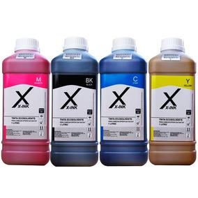 Tinta Ecosolvente P Cabeça Epson Dx4 Dx5 Dx7 - 08 Litros