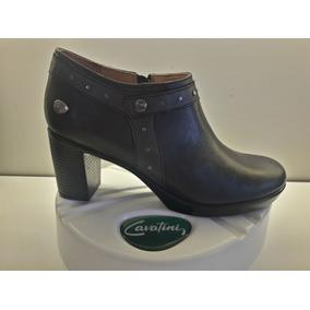 Zapato Taco Separado Cavatini 40-3307