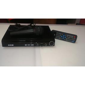 Dvd Cce 560 Usx Com Karaokê Novo Salvado De Leilão