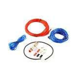 Kit De Instalación Catuo Amplificador 8ga Car Audio Subwoofe