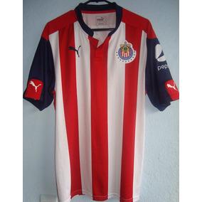 Playera De Chivas Marca Puma Original