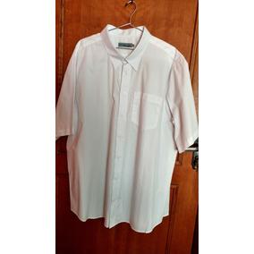 Camisa Branca Masculina Tamanho 8 Marca Fascynius