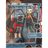 Monster High Frankie Stein Oufits Cambio De Ropa