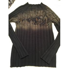 Blusa Tricot Masculina Carmim Original