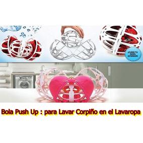 Bola Push Up P/lavar Corpiño En El Lavaropa Villa Urquiza
