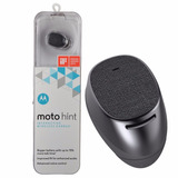 Manos Libres Bluetooth Motorola Original Moto Hint Vts