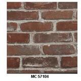 Papel Mural Diseño Ladrillo Antiguo Mc 57104