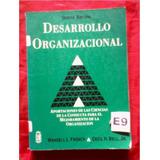 Libro Desarrollo Organizacional Autor Wendell L French