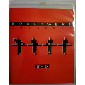 Blu Ray 3d Kraftwerk - 3-d (the Catalogue)