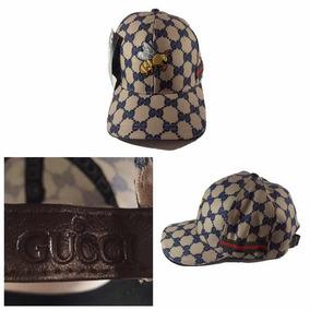 5b2b22721d3d7 Boné Gucci Lançamento Bordado Abelha Aba Curva Promoção
