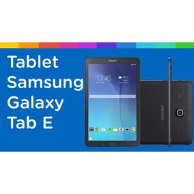 Tablet Samsung Galaxy Tab E7.0 Wifi Preto 8gb E Frete Grátis
