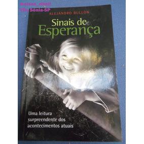 Livro Sinais De Esperança Alejandro Bullón F3