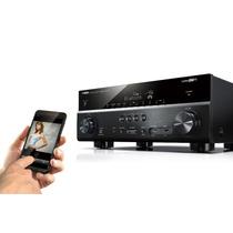 Receiver Yamaha Rx-v781 7.2 4k/3d/wifi/bt/atmos/zona2/phono!