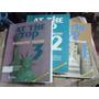 Libro Ingles At The Top 1 , 2 Y 3 , Año 1994 , Con Sellos D