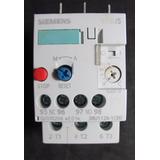 Relevador Sobrecarga Siemens 3ru Para Contactor 3rt1026