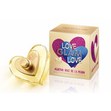 Perfume Agatha Ruiz Love Glam Love X 50ml Original