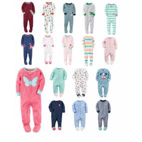 Kit 2 Peças Carters Pijama Macacão Original Bebê Infantil