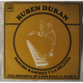 Rubén Durán - Pancho Ramírez Y La Delfina (cbs 8.944)