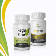 Kit Regufine + King Care Bem Estar Life