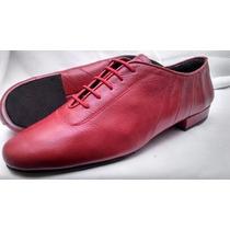 Zapatos Baile Flexibles-livianos Sin Cambrillon Tango,salsa