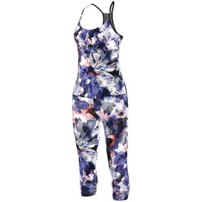 Catsuit Malla Atletica Gym Style Mujer adidas S17611
