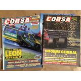 Lote De 12 Revistas De Automovilismo, Corsa Parabrisas, Cf2