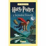 Libro Harry Potter Y La Piedra Filosfal Tapa Dura