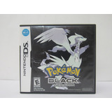 Pokemon Black - Nintendo Ds ¡usado! En Tecno-gaming