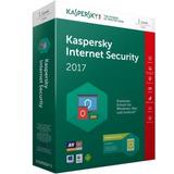 Kaspersky Internet Security 2017-20018 1pc/1año