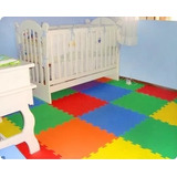 Tapete Infantil De Eva Para Quarto Bebê Criança 50 X 50cm