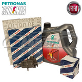 Kit 4 Filtros Fiat Palio Siena Fire + Aceite Selenia 15w40