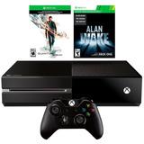 Consola Xbox One Nueva 500gb 220v + 2 Juegos En Loi